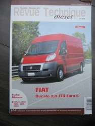 boutique revue revue technique diesel fiat ducato 2 3 jtd euro 5 powered by. Black Bedroom Furniture Sets. Home Design Ideas