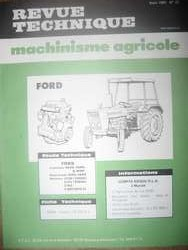 boutique revue revue technique agricole tracteur ford 2600 3600 et 3900. Black Bedroom Furniture Sets. Home Design Ideas